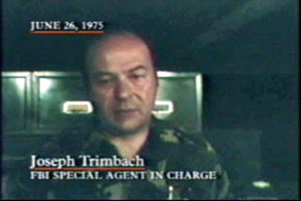 Special Agent In Charge Trimbach (retired)