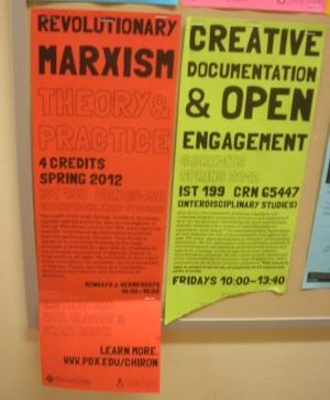 Revolutionary Marxism Poster
