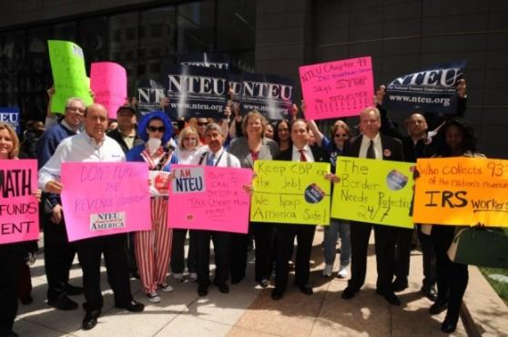 NETU protest